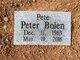 """Peter """"Pete"""" Bolen"""