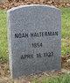 Noah Halterman Jr.