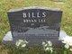 Profile photo:  Bryan Lee Bills