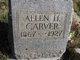 Profile photo:  Allen H Carver