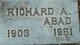 Profile photo:  Richard Ascension Abad