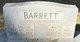 Mattie Mae <I>Gattis</I> Barrett