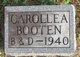 Carollea Booten