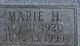 Marie Helen <I>Donnersbach</I> Adkins
