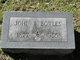 John Wesley Bowles