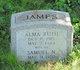 Profile photo:  Alma Ruth <I>Jeand'hear</I> James