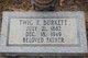 Twig Franklin Burkett