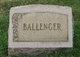 Profile photo:  Ballenger