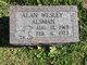 Profile photo:  Alan Wesley Alsman