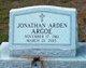 "Jonathan Arden ""Jonny"" Argoe"