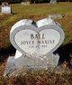 Joyce Maxine Ball