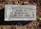 Hazel D. Billings