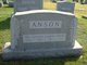 Profile photo:  Anna <I>Radcliffe</I> Anson