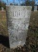Profile photo:  Hill