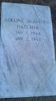 Adeline McKinney Hatcher