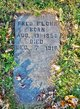 """Profile photo:  Oscar F. W. """"Fred"""" Flohr"""
