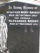 """Profile photo:  Alexander Francis """"Alec"""" Briody"""