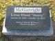 """Lorne E. """"Sonny"""" McGarrigle Jr."""