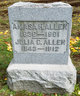 Profile photo:  Amasa H. Allen