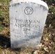 Profile photo:  Thurman Anderson
