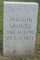 Profile photo:  Absalom Samuel