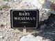 "Profile photo:  ""Baby"" Wessman"