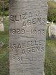 Eliza J. Agens