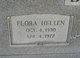 Profile photo:  Flora Helen <I>McRae</I> Brooks