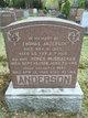 Agnes <I>McCracken</I> Anderson