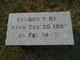 Edward S. Ray