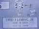 Fred Fleming Adams, Jr