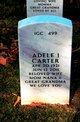 Profile photo:  Adele I Carter
