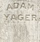 Profile photo:  Adam Yager