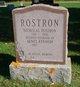 Profile photo:  Agnes Mitchell <I>Kennedy</I> Rostron