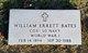 William Errett Bates