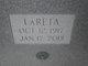 LaReta <I>Burkhart</I> Hacker