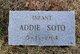 Profile photo:  Addie Soto