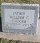 Profile photo:  William C Ingram