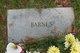 Profile photo:  Barnes
