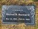 """Darrel Newton """"Newt"""" Barnard"""