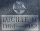 Profile photo:  Lucille Mary <I>Dew</I> Abel