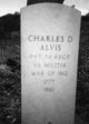 Charles Dabney Alvis, Sr