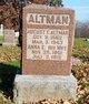 Profile photo:  Anna E. Altman