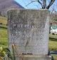 Pvt William Henry Clay McFadden