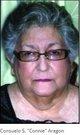 """Profile photo:  Consuelo S. """"Connie"""" <I>Martinez</I> Aragon"""