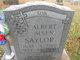 Profile photo:  Albert Allen Saylor