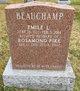 Rosamond <I>Pike</I> Beauchamp