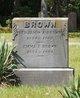 Benjamin Alfred Brown