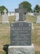 Profile photo:  Adelaide <I>Brouillette</I> Mailloux