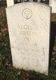 Profile photo: Pvt Alois August Abeln